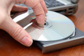 Indexing a DVD